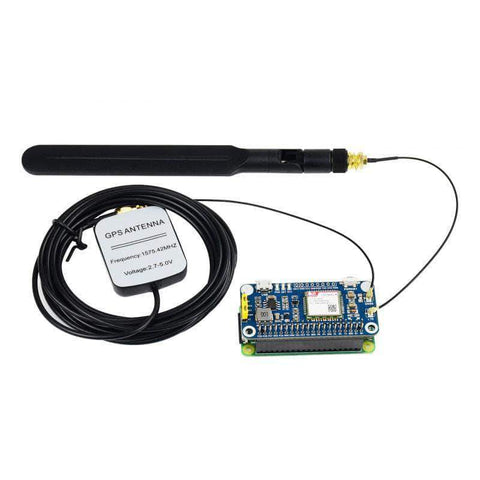 Waveshare IoT Board NB-IoT / Cat-M(eMTC) / GNSS HAT for Raspberry Pi, Globally Applicable