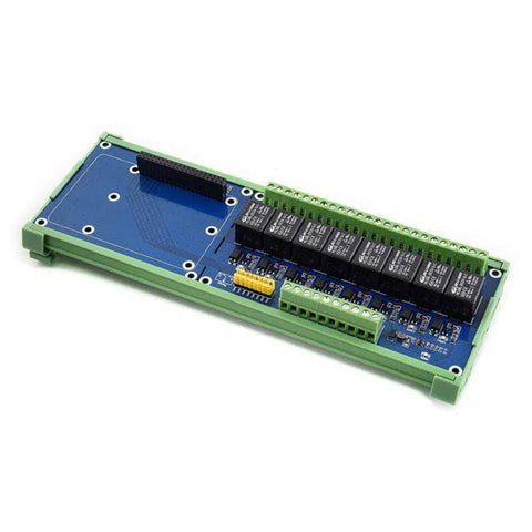 Waveshare Raspberry Pi Raspberry Pi 8-ch Relay Expansion Board