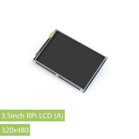 Waveshare Touch Display 3.5 Inch Raspberry Pi LCD (A) 320×480 Touch Screen