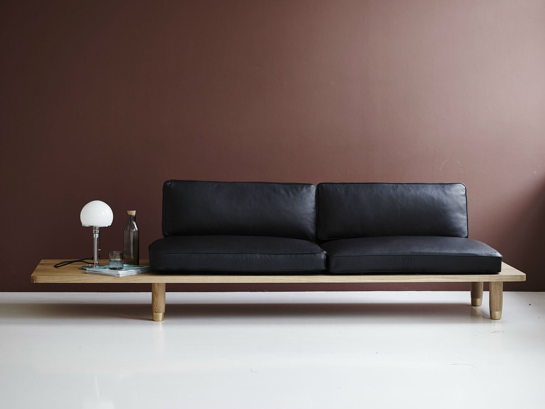 FAUX LEATHER SOFA SETS