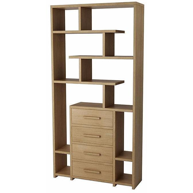 Zig Petit Bookcase & Wall Unit