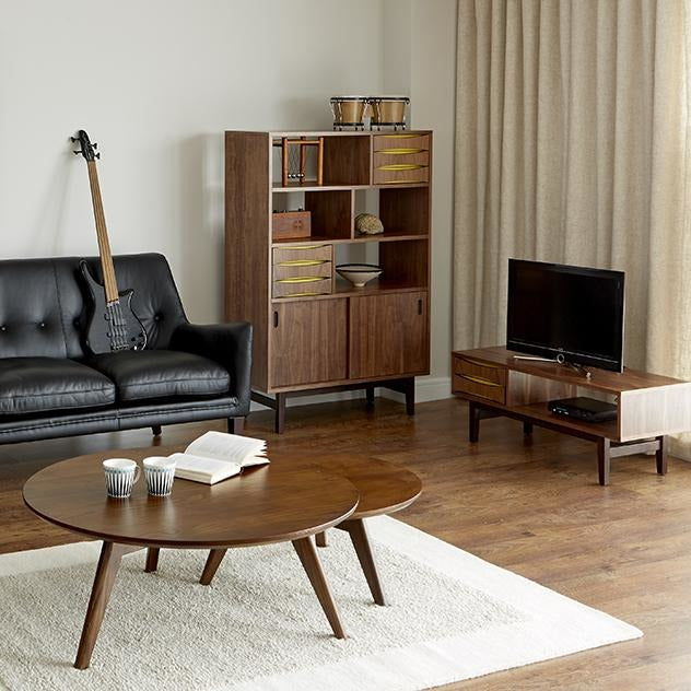 Hermes TV Unit And Coffee Table Fuzziecouch - Hermes coffee table
