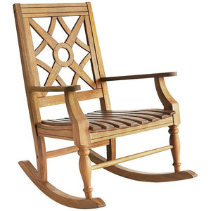 Grace Wooden Rocking Chair online