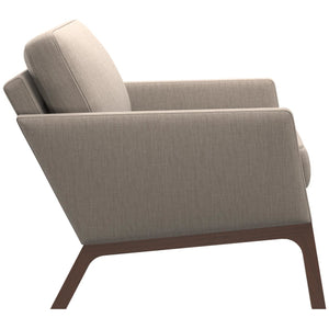 Herbie Fabric Arm Chair