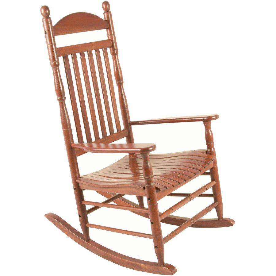 Castle Wooden Rocking Chair