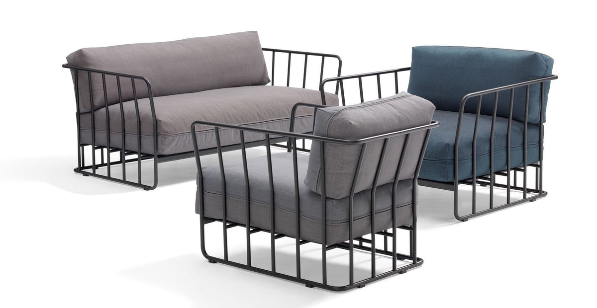 Gothenberg Fabric Sofa System