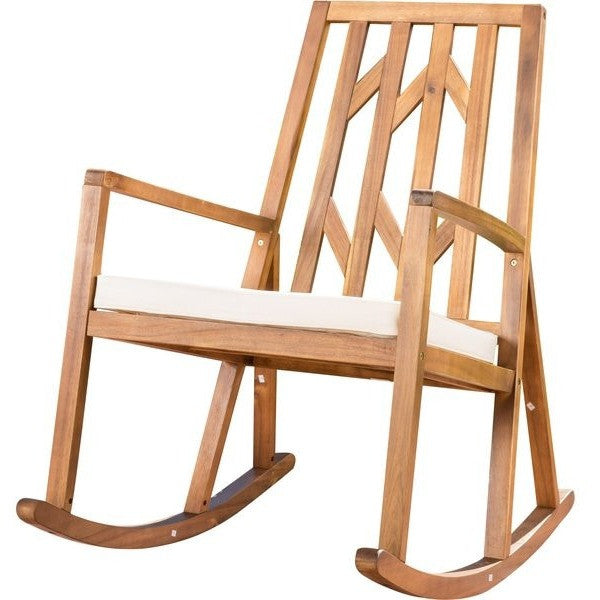 Rupert Wooden Rocking Chair online
