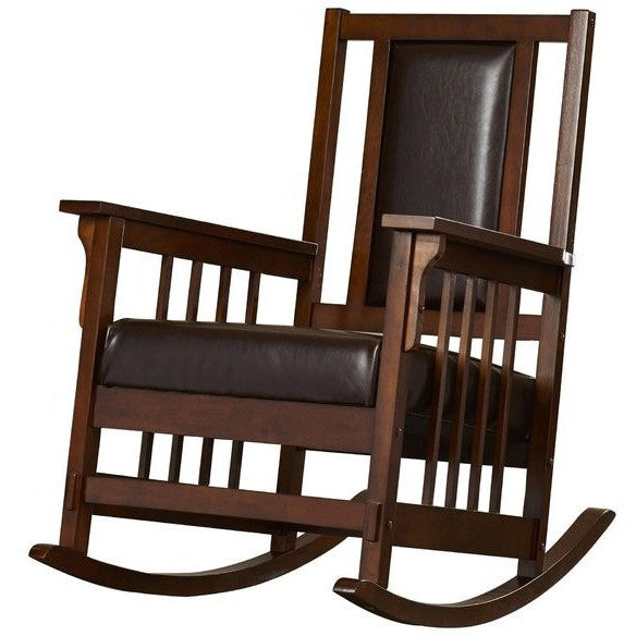 Teuton Wooden Rocking Chair Online India