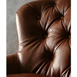 Arcadia Faux Leather Upholstered Armchair, , Armchair/Faux Leather, Techprogear Furniture Techprogear