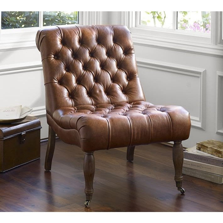 Petite Faux Leather Upholstered Armchair, , Armchair/Faux Leather, Techprogear Furniture Techprogear