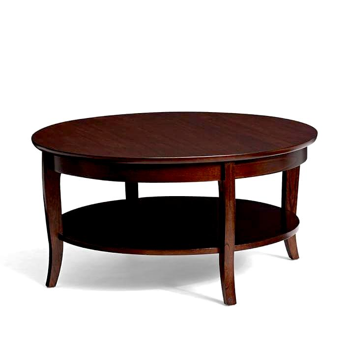 Aurelia Round Coffee Table