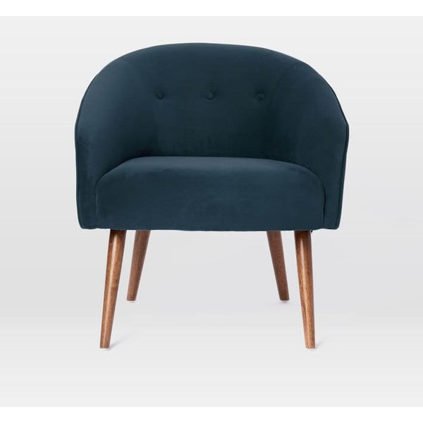 Adam Chair, Lapis Lazuli, Armchair/Upholstered, Techprogear Furniture Techprogear