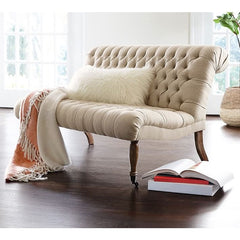 Petite Fabric Upholstered Sofa, , Sofa/ Upholstered, Techprogear Furniture Techprogear