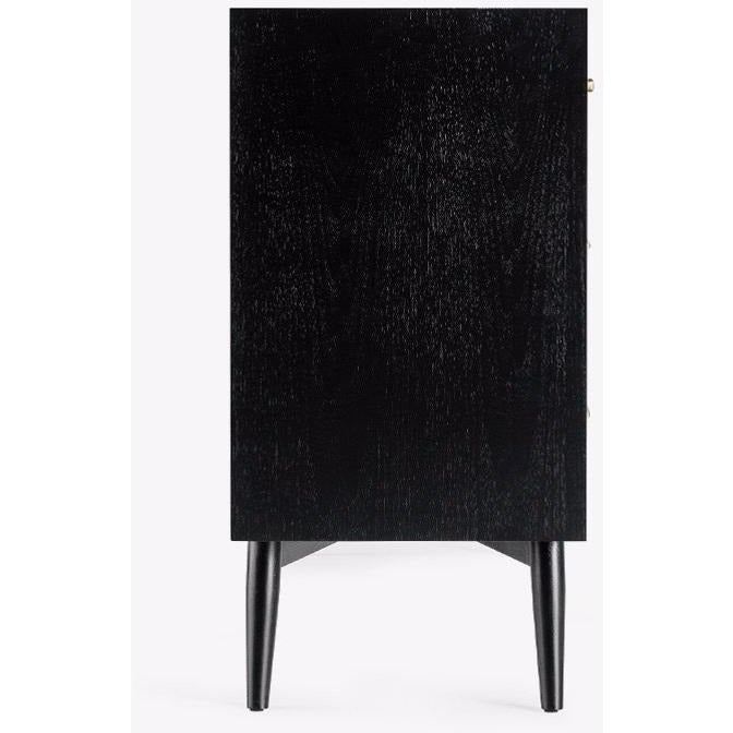 Ebony Chest of Drawers