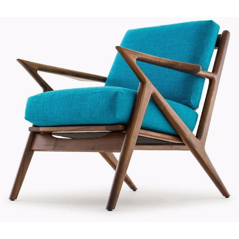 Captivating Seoul Fabric Arm Chair