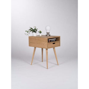 Oslo Planar Enlarged Bedside table