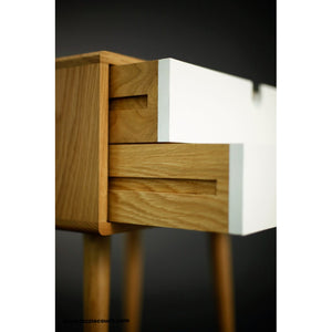 Oslo Duo Shade Bedside table