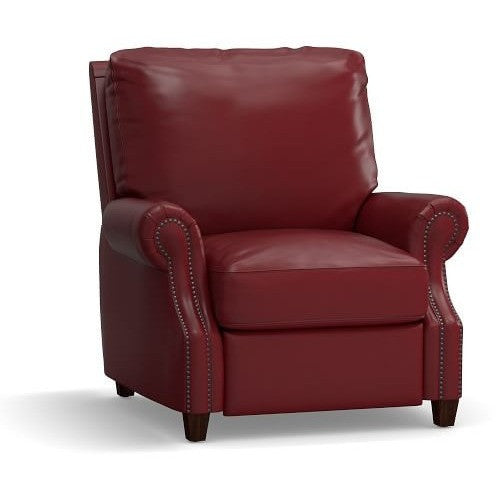 Santa Fe Leather Upholstered Armchair, , Armchair/Faux Leather, Techprogear Furniture Techprogear