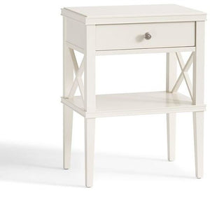 Cindy Lattice Bedside table
