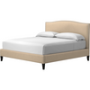 Hilde Upholstered Wooden Bed