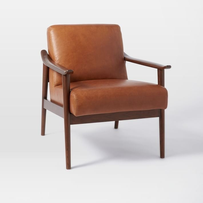 Eterna Leather Armchair, , Armchair/Upholstered, Techprogear Furniture Techprogear