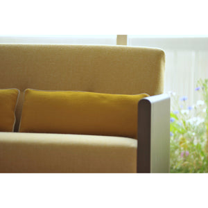 Elfin Fabric Upholstered Sofa Set