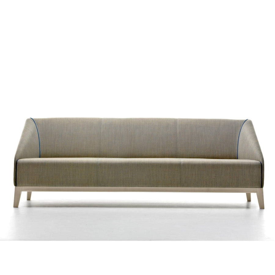 Linear Fabric Sofa Set