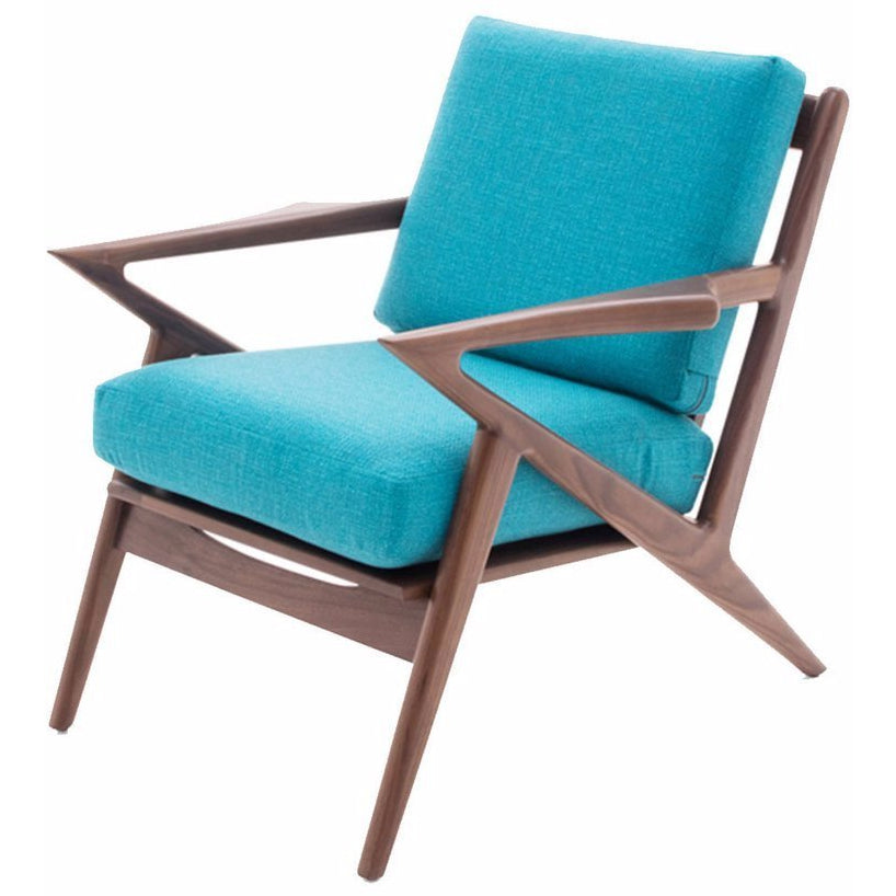 Attractive Seoul Fabric Arm Chair