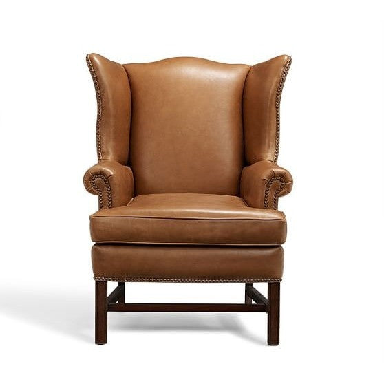 Winston Faux Leather Upholstered Armchair, , Armchair/Upholstered, Techprogear Furniture Techprogear