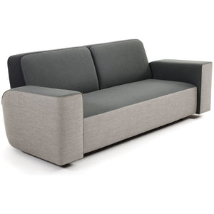 Doppio Fabric Sofa Set
