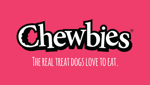 Chewbies - The Real Treat Dogs Love To Eat