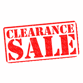 Clearance & Sales section
