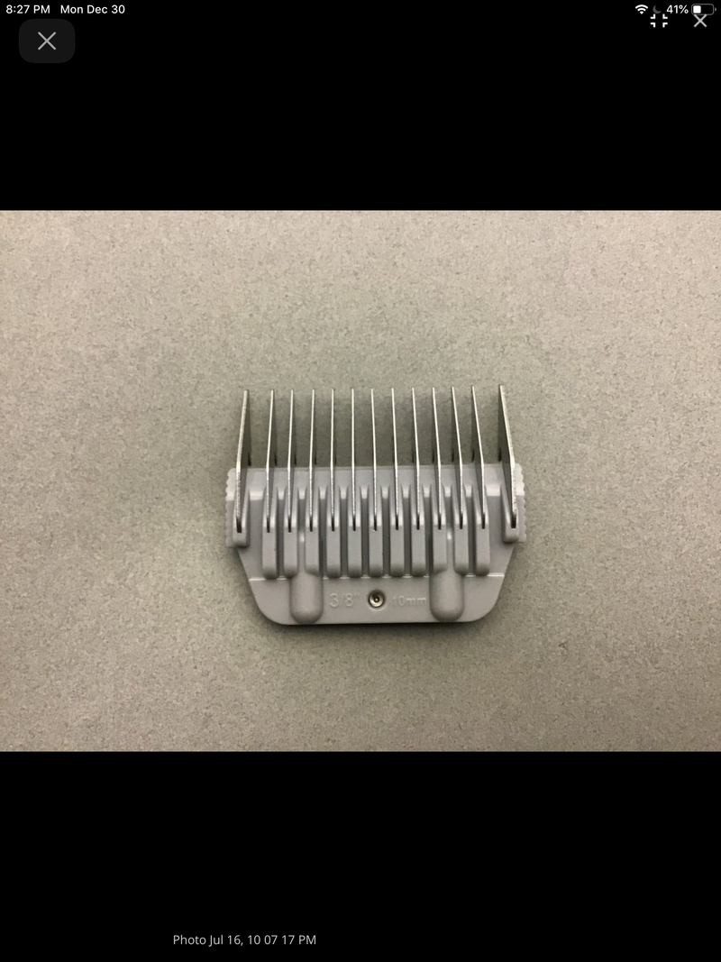 AGS WIDE guard combs