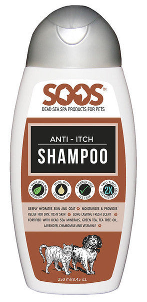 Soos  Anti-Itch Pet Shampoo