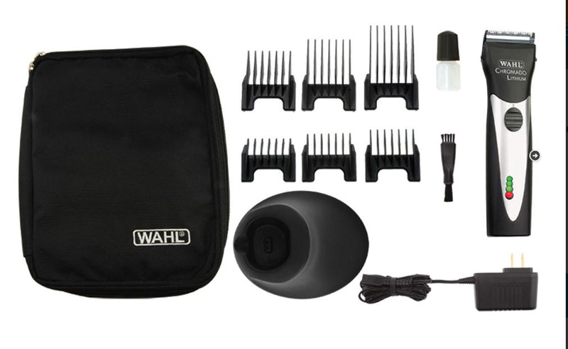 Wahl Lithium Chromado cordless clipper