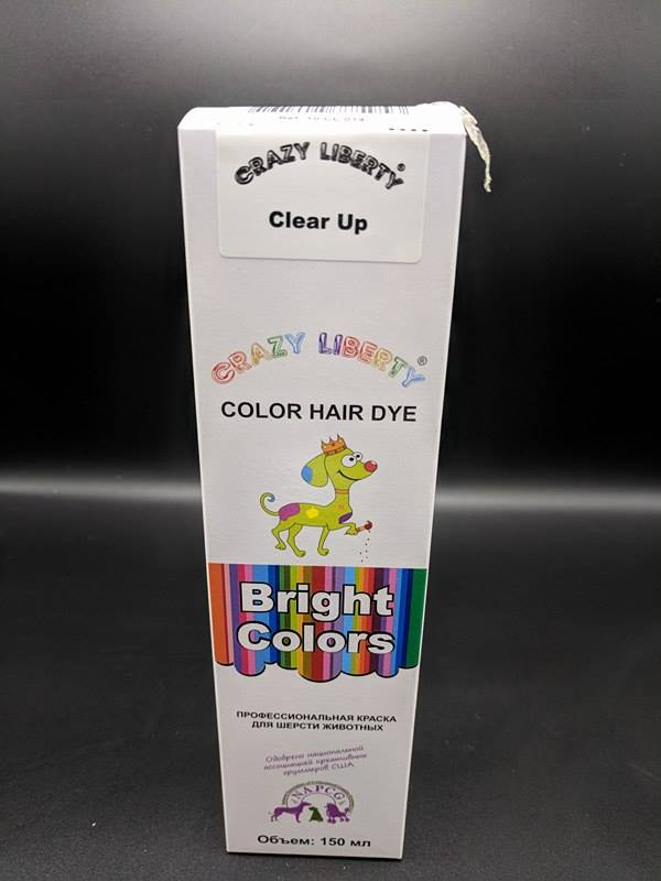 Crazy Liberty Dye- Starter Kit
