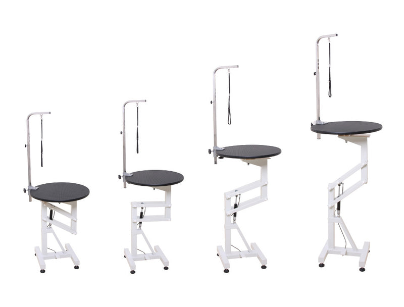 Pre-sale Circular Airlift Grooming Table