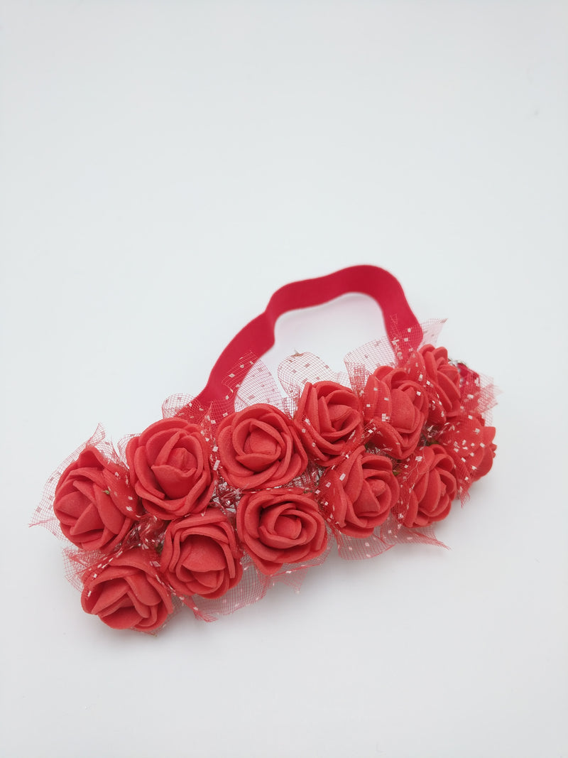Holiday Rose collars