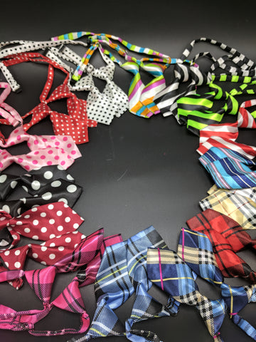 Neckties- Small Patterned