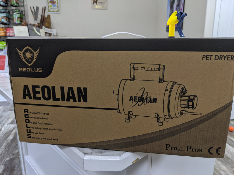 Pre-sale Aeolian (previously Monster dryer)