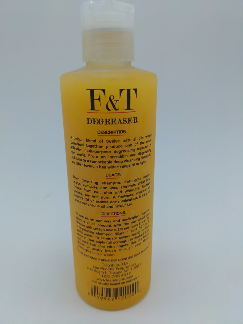 Les Pooch - F&T Degreaser