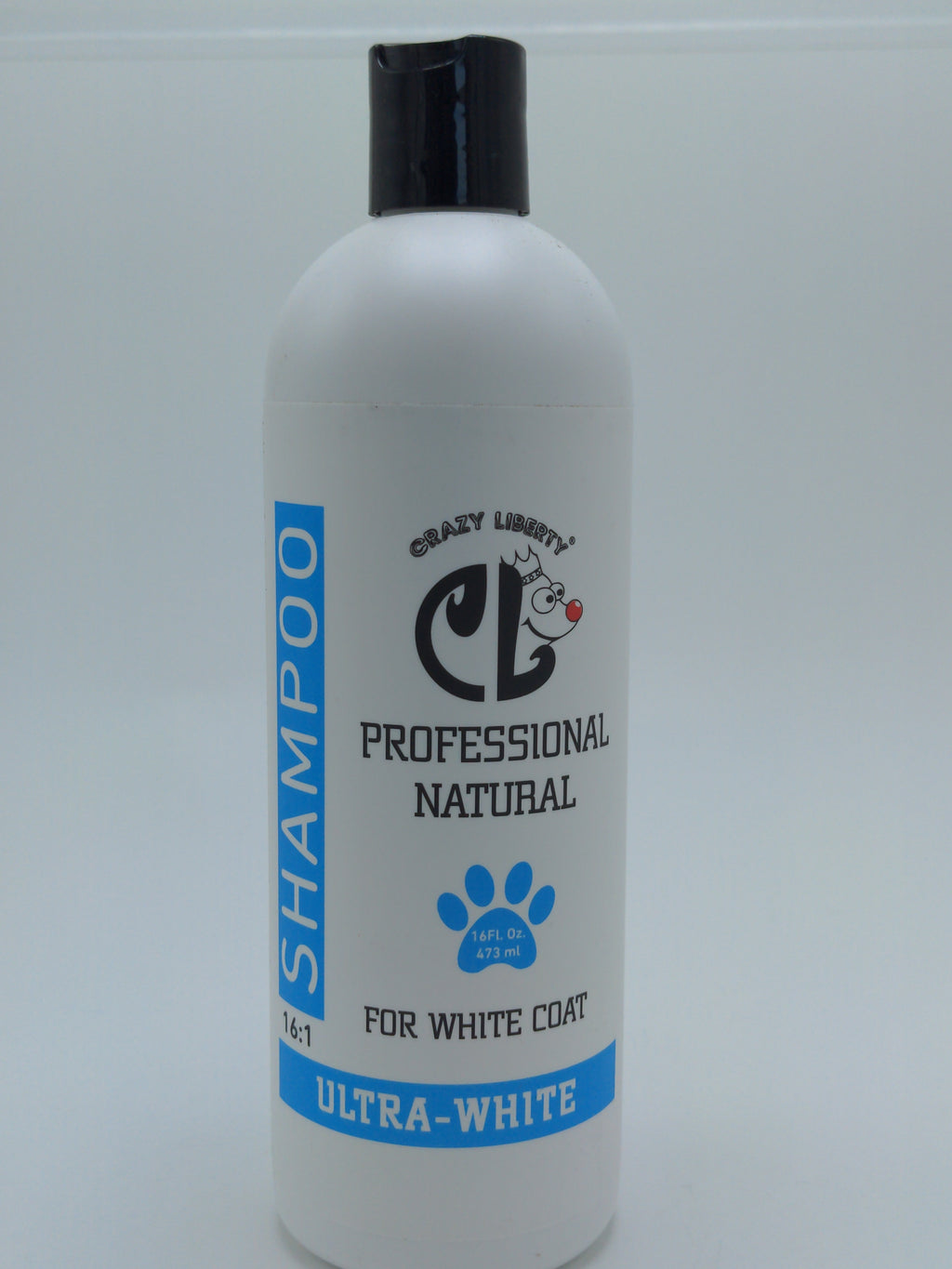 Crazy Liberty Ultra White shampoo