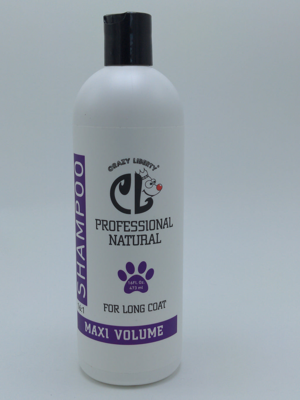 Crazy Liberty Maxi Volume shampoo