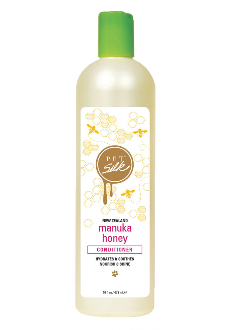 Pet Silk Manuka Honey Conditioner