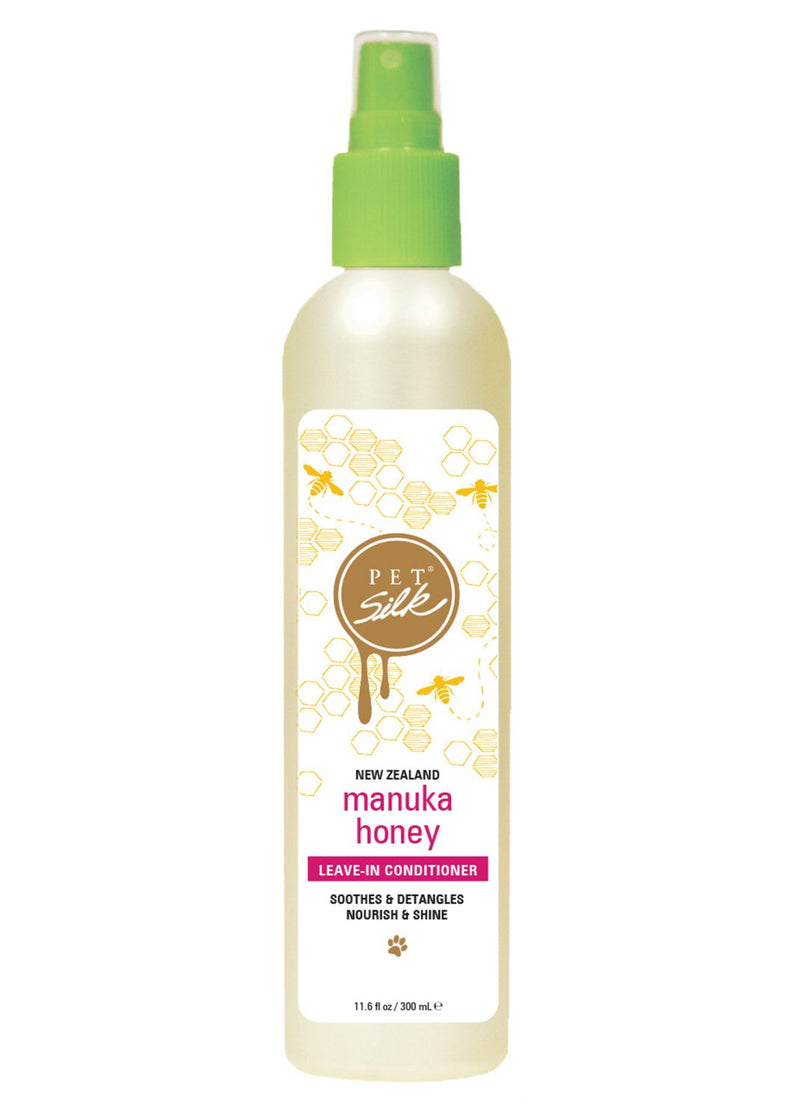 Pet Silk Manuka Honey Leave in Spray