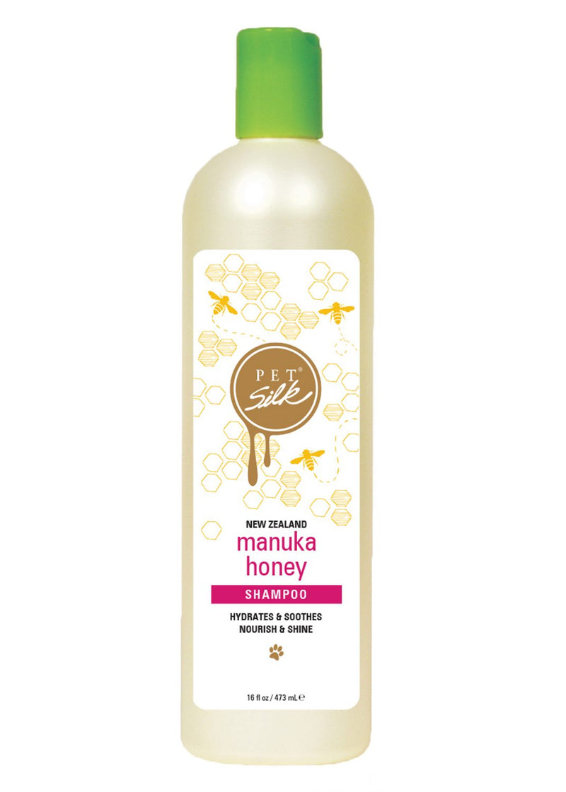 Pet Silk Manuka Honey Shampoo