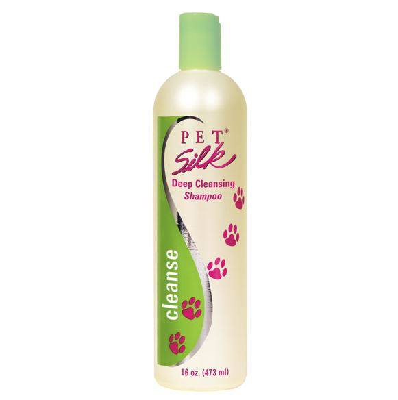 Pet Silk Deep Clean Shampoo