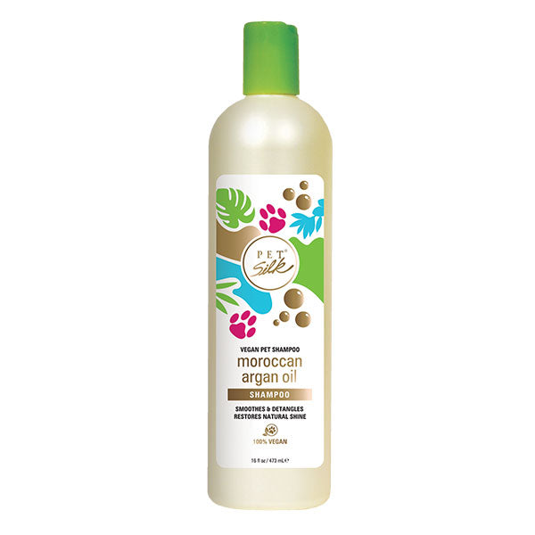 Pet Silk Moroccan Argan Oil Shampoo