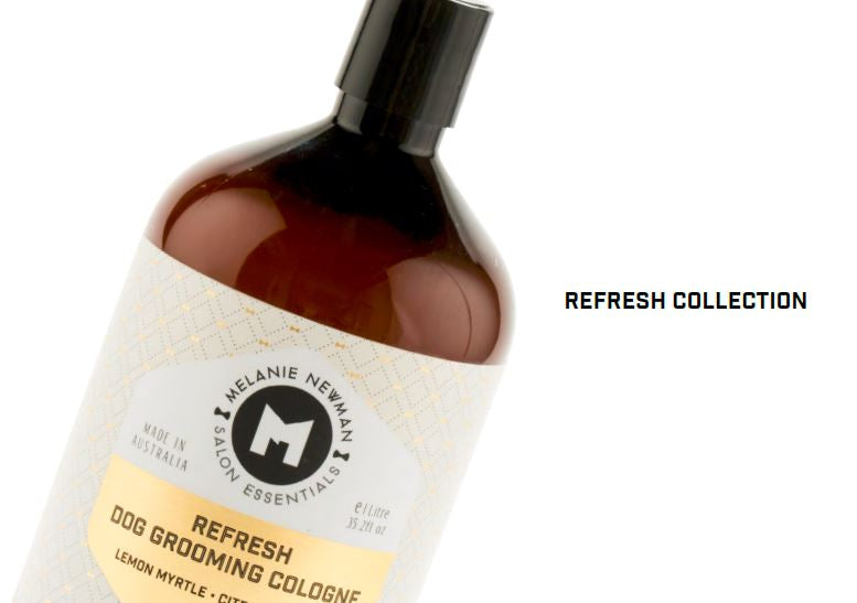 MN Refresh shampoo