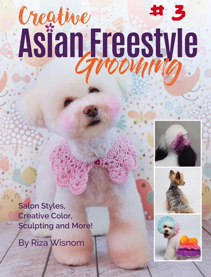 Asian Style Grooming manuals- By Riza Wisnom